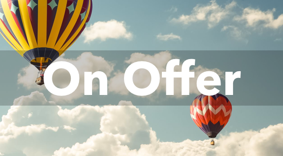 OnOffer | Never miss an offer again  We've subscribed to all